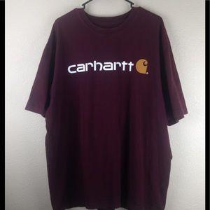 Carhartt Short Sleeve  Logo T Shirt XL